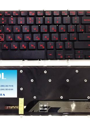 Оригинальная клавиатура для ноутбука Dell Inspiron 15 7000 Gaming