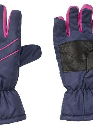 Лыжные термо перчатки crivit pro, германия, размер 6