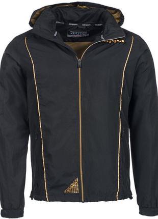 Мужская спортивная куртка олимпийка ветровка KAPPA  S 48 оригинал
