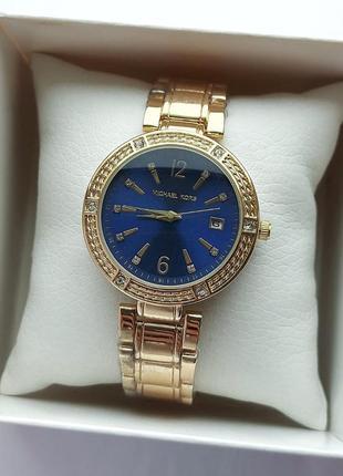 ❤️ шикарные женские часы с золотым браслетом