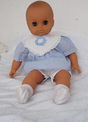 Кукла пупс мягкая 40 см винтаж ссср 80-е