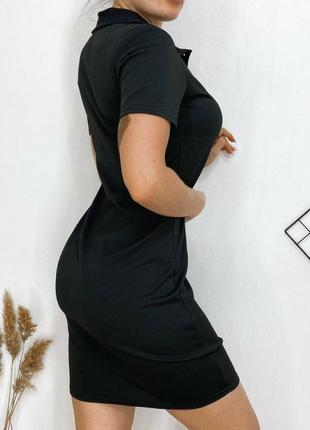 Женское платье рубашка, поло