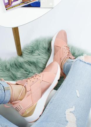 Кроссовки puma - топ качество! новая модель!