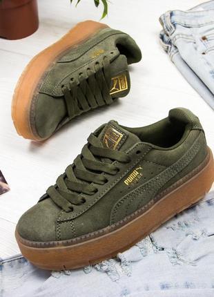 Шикарные кроссовки puma - топ качество! новая модель!