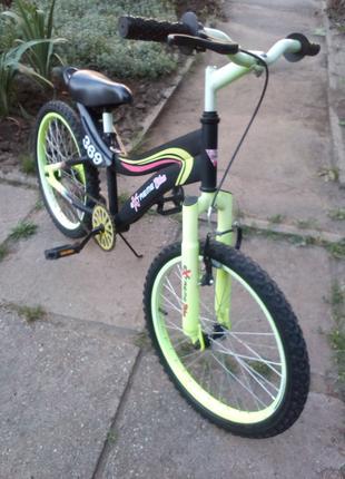 ВЕЛОСИПЕД Extreme Bike 369