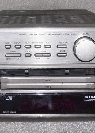 Denon UD-M5 - CD ресивер FM/AM cтерео усилитель 2х 30 Вт