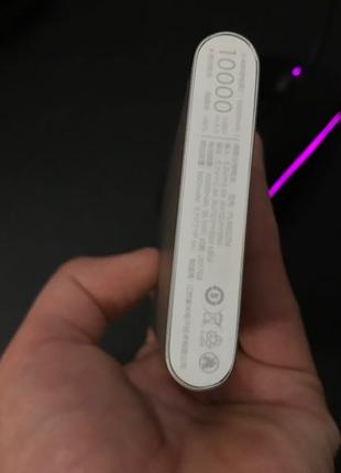 Повербанк power bank Xiaomi 10000mAh в идеальном состоянии.