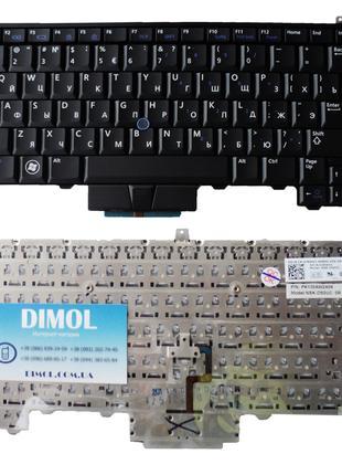 Оригинальная клавиатура для ноутбука Dell Latitude E4310 series