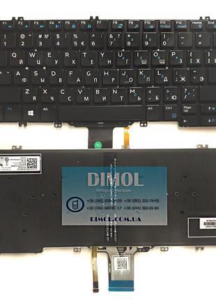 Оригинальная клавиатура для ноутбука Dell Latitude E7280, E5280