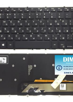 Оригинальная клавиатура для ноутбука Dell Vostro 3458, 3459, 3468