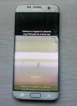 Телефон Samsung Galaxy S7 Edge (SM-G935F)