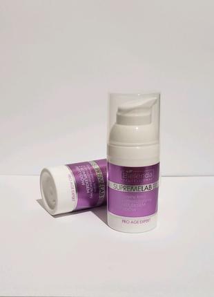 Bielenda крем против морщин  комплекс пептидов