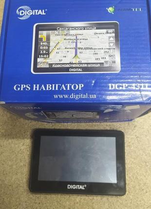 GPS Навигатор DIGITAL DGP-4311