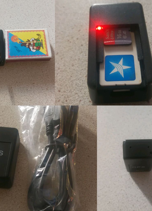 Сигнализация GSM, GSM/GPRS Трекер GF-07,в гараж, дачу,офис, и т.д