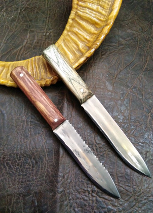 Нож хозяйственный ручной работы