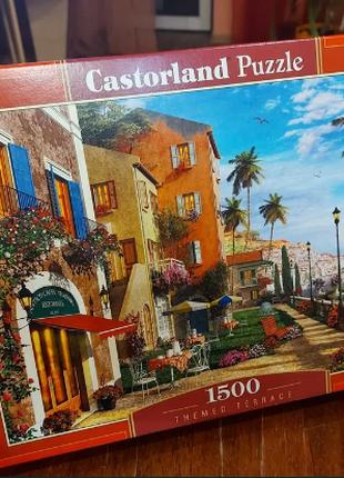Пазл Casorlend 1500 Террасы