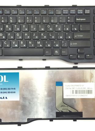 Оригинальная клавиатура для Fujitsu-Siemens LifeBook A532, AH532