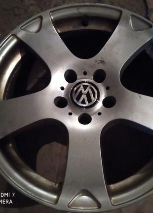 Диски Volkswagen Skoda Octavia, Super b 5/112/17 ET25