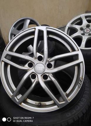 Диски Audi A6,Q5 5/112/17 7,5j ET25