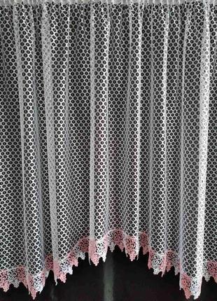Занавеска аркой