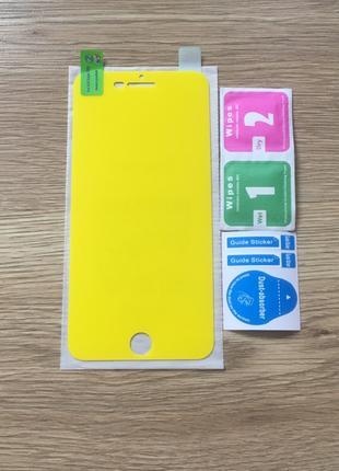 Гидрогелевая пленка для iPhone 7 Plus / 8 Plus гідрогелева плівка