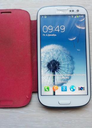 Телефон Samsung Galaxy S3 (GT-I9300)