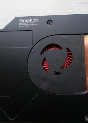 Видеокарта ноутбучная GT650M 2GB