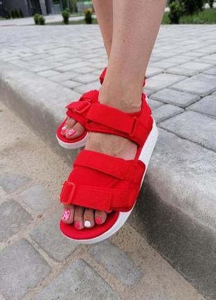 Шикарные женские сандали/ босоножки на платформе