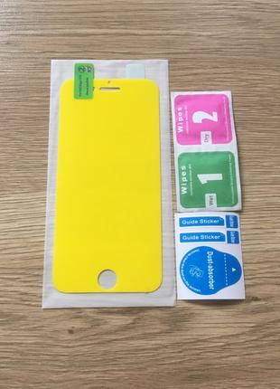 Гидрогелевая пленка для iPhone 6 / 6s гідрогелева плівка