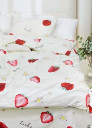 Подростковое постельное белье Viluta Сатин Твил 397 Полуторный  П