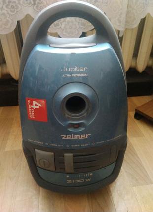 Zelmer Jupiter пылесос