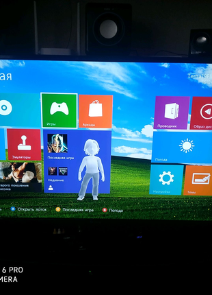 Xbox 360 slim freeboot 55 игр