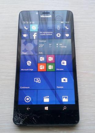 Телефон Microsoft Lumia 950 dual sim