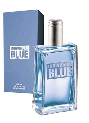 Туалетна вода Individual blue, 100 ml