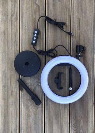 Кольцевая Led лампа для блогера