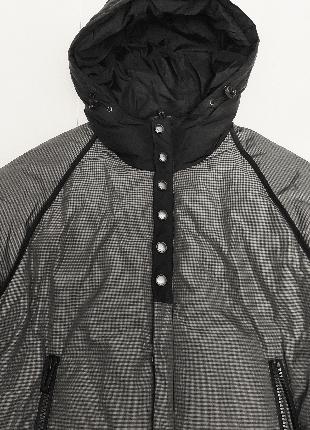 Зимняя теплая мужская куртка