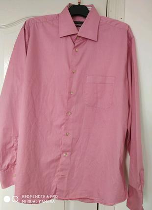 Рубашка мужская новая большой размер