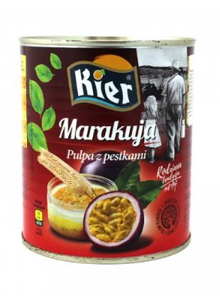 Пюре маракуйи Kier 850g Маракуйя  Пюре манго