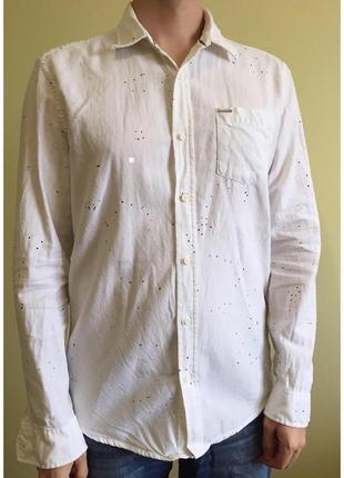 Рубашка чоловіча, сорочка чоловіча, белая рубашка, біла рубашка.