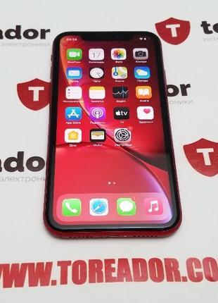 Apple iphone XR 128gb Red Product R-sim 430$ 11/XS/Max/ Pro Ma...