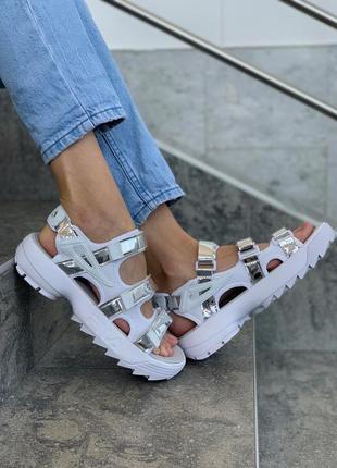 Шикарные женские летние сандали 😍 {босоножки}