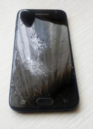 телефон Samsung Galaxy J3 2017 Duos ( SM-J330F)
