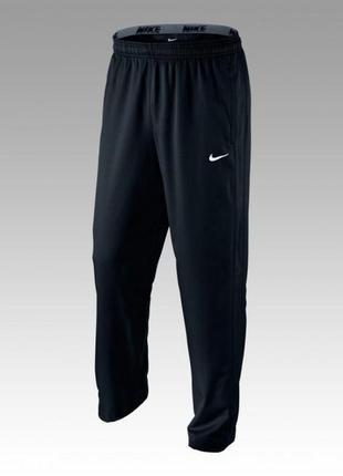 Крутые спортивные штаны для тренировок от nike team woven men'...