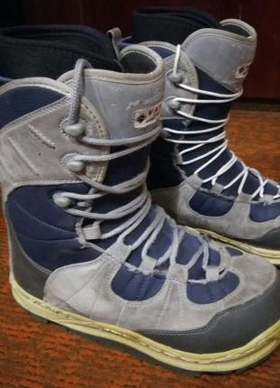 Сноубордические ботинки Vans 45-46р 295 мм стелька