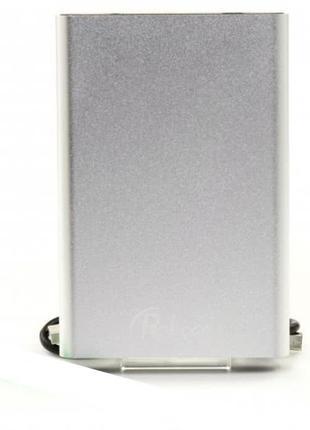 Внешний карман ProLogix SATA HDD 2.5'' USB 2.0 Silver (BS-U25F-SI