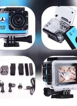 Экшн камера D800 4K WI-FI