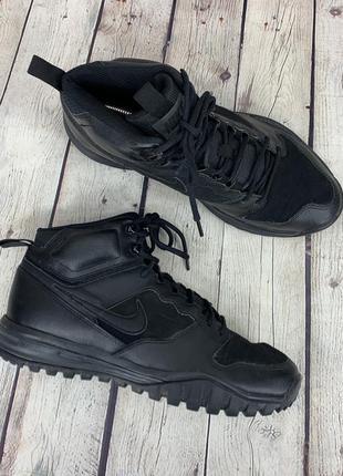 Ботинки nike dual fusion hills mid leather 42р