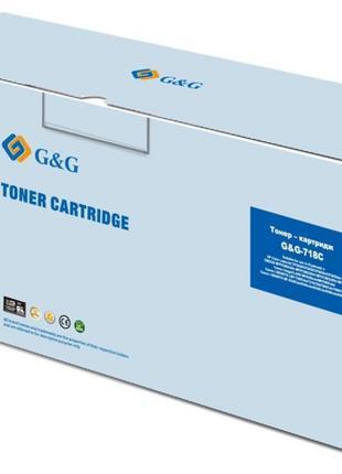 Картридж для лазерных принтеров-МФУ G&G Canon LBP7200-76XX-MF83XX
