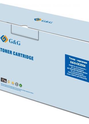 Картридж для лазерных принтеров-МФУ G&G HP LJ P3015 series-G&G-72