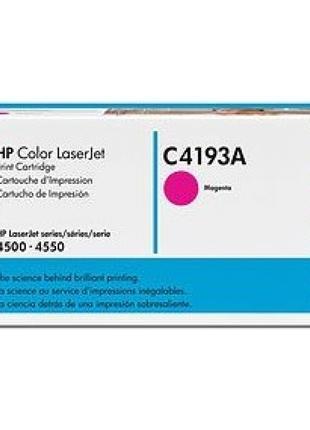 Картридж для лазерных принтеров-МФУ HP CLJ4500-4550 magenta (C419